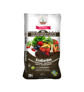 ECOGARDEN COMPOST WITH...