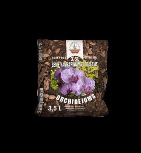 Soil Mix for ORCHIDS / 3,5 L