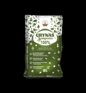 GRYNAS Kompostas / 16 L